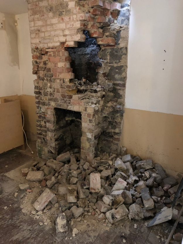 Chimney Demolition