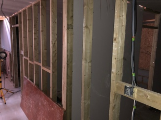Master Suite Walls